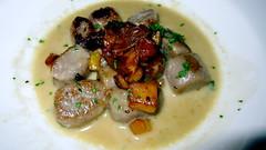 Chestnut Gnocchi & Braised Short Rib - Ocean Grill