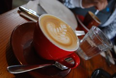 House Blend Coffee - Weak Skinny Flat White - ...