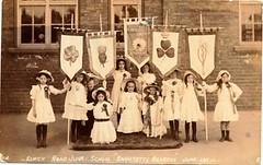 Bannerette Bearers