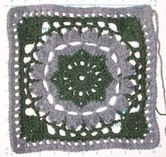 Slytherin Birthday Block - July