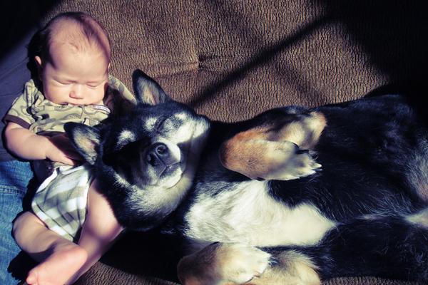 bonding through sleep