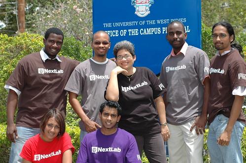 NextLab Group photo May 4 2010
