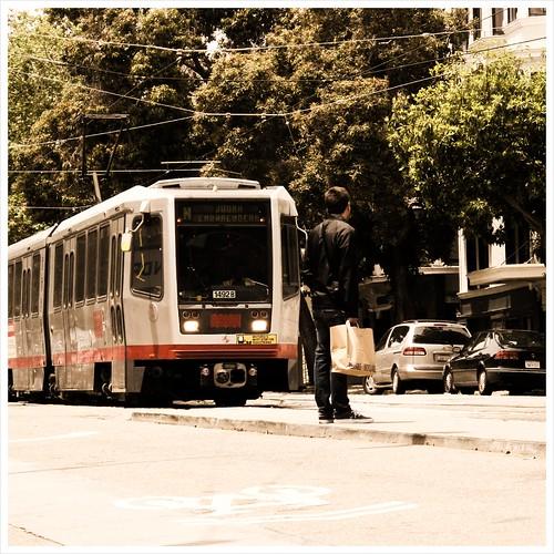 """Inbound """"N"""" - San Francisco"""