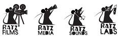 RATZ media logos