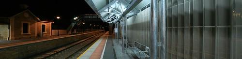 Blackwood Railway Station - North View