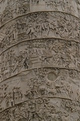 Detail of Trajan's Column