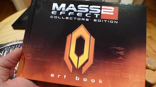 Mass Effect 2 Collector Edition Unboxing