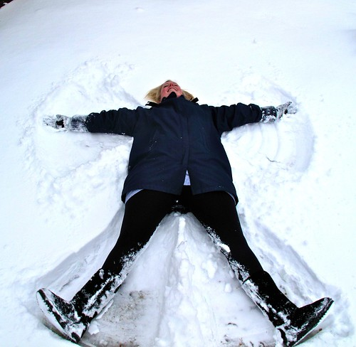 Snow Angel Rachel