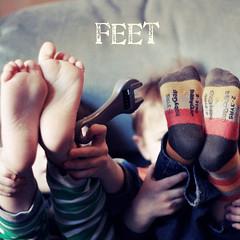 AR Feet