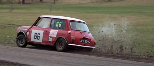Mini AGBO Rally