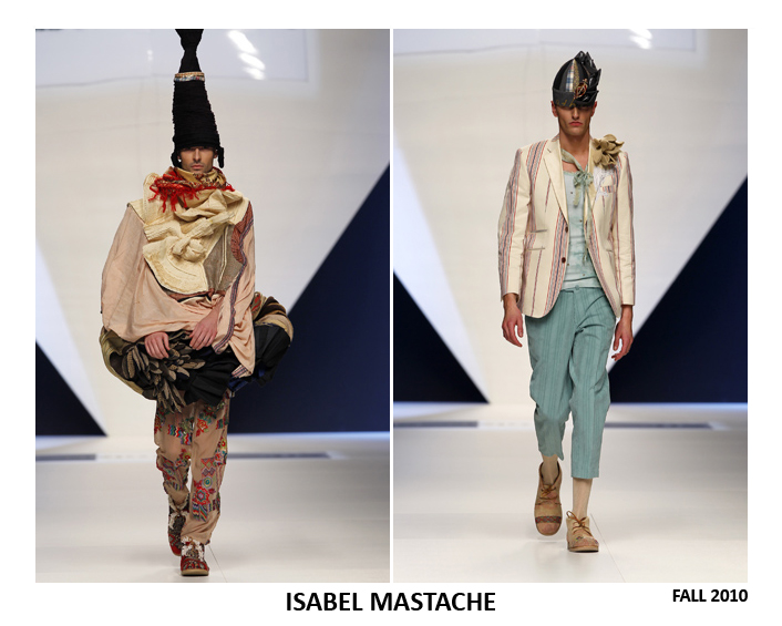ISABEL MASTACHE FALL 2010