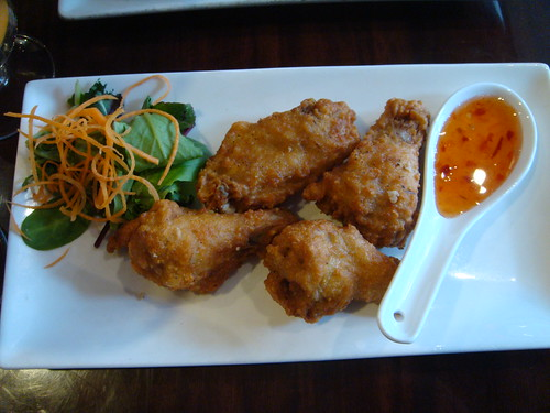 Thailand Cafe - Thai Wings