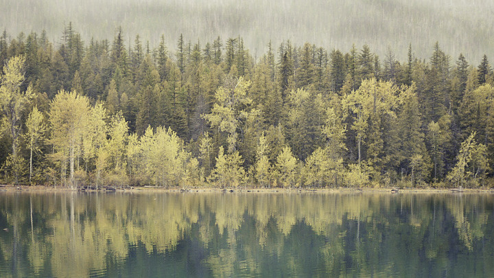 McDonald Lake, West Glacier, MT