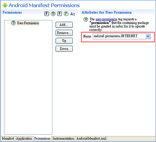 android google map permissions