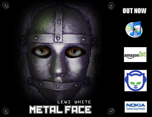 Lewi White - Metal Face