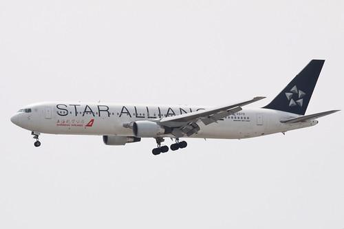 Shanghai Airlines B767-300(B-2570)