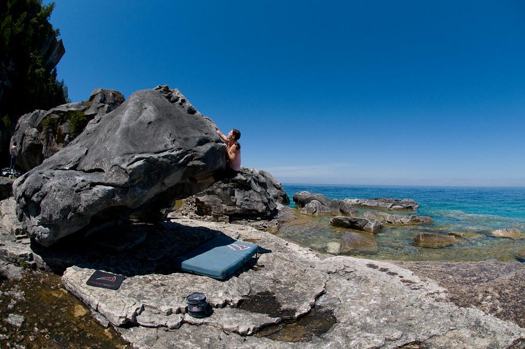 The Crab Boulder