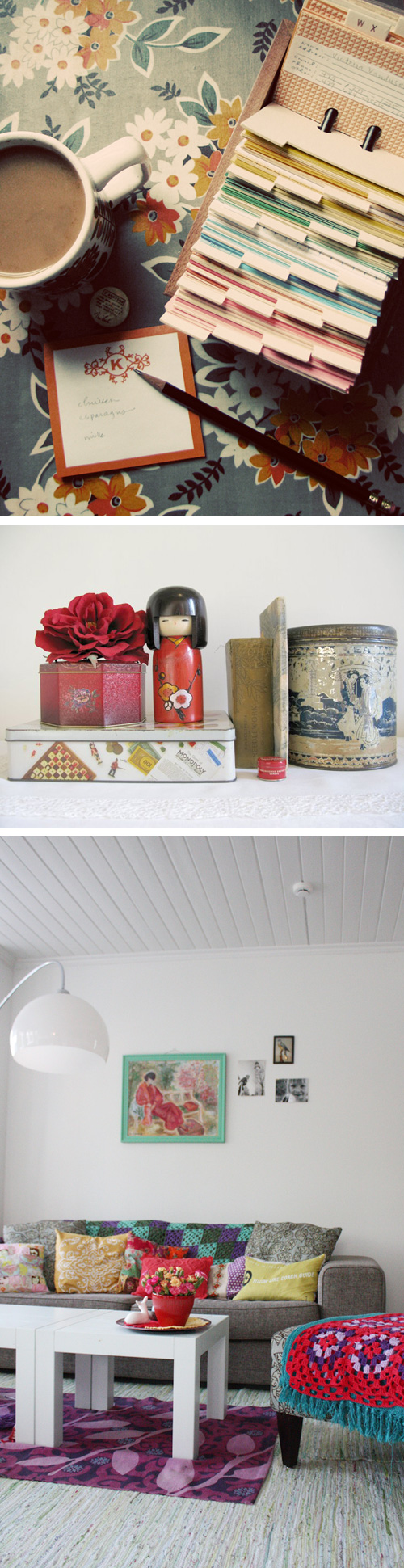 Interior Styling: Real Spaces