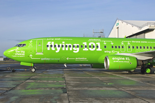 Kulula Air Funny Livery