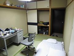 部屋1(第八寮)