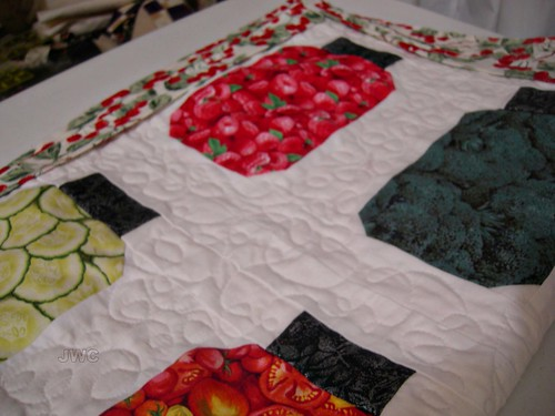 Canning Jar Quilt