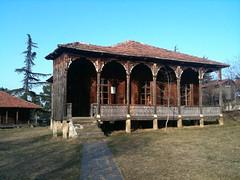 Wohnhaus West-Georgien