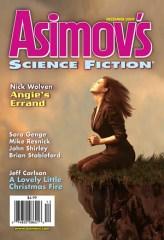 Asimov's December 2009