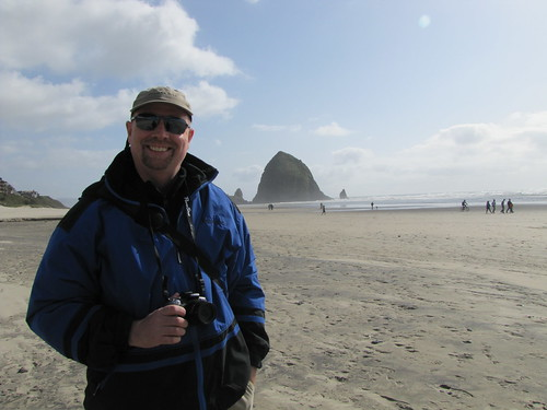 Last Afternoon at Cannon Beach