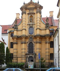 Praha, Malá Strana, kostel sv. Josefa