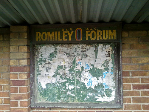 Romiley forum