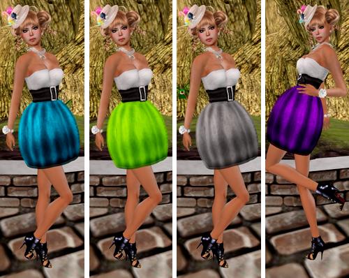 *Kawaii* - Puff Dress