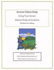 Summer 2010 Nature Study Final