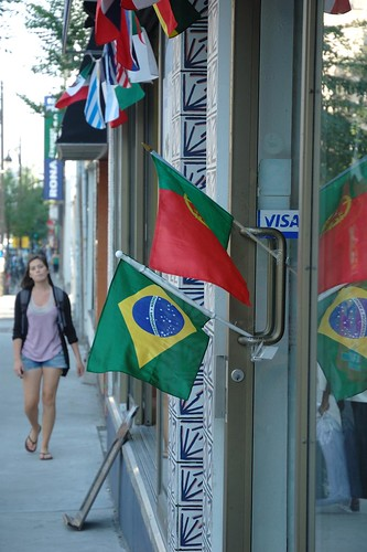 Brazilian, Portuguese Flags And More