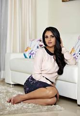 Indian Actress Ramya Hot Sexy Images Set-2  (41)