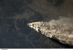 Forest Fire, Gallatin National Forest, Montana...