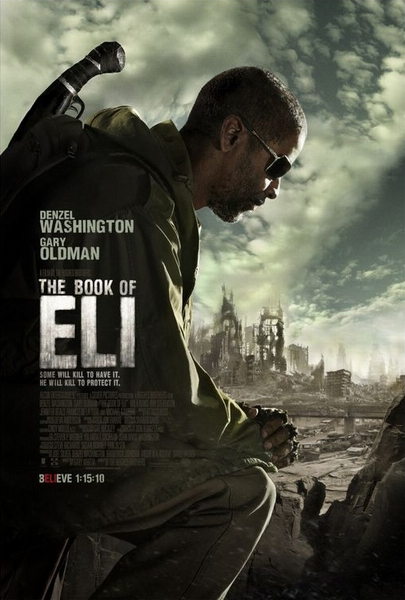 The Book of Eli (2009) poster 2