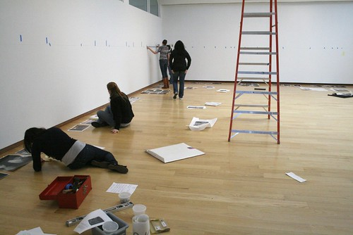 Look at Me: Installation in Progress