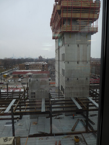 Pic 11 New construction in back of DCAM