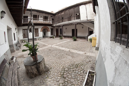 Hospital de Antezana (II)