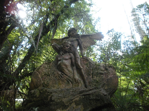 "William Ricketts Sanctuary - ""Atirantuka Winged Figure"""
