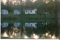 REFLECTIONS OF A SUMMER CAMP LONG AGO...