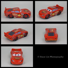Lighting McQueen Orange