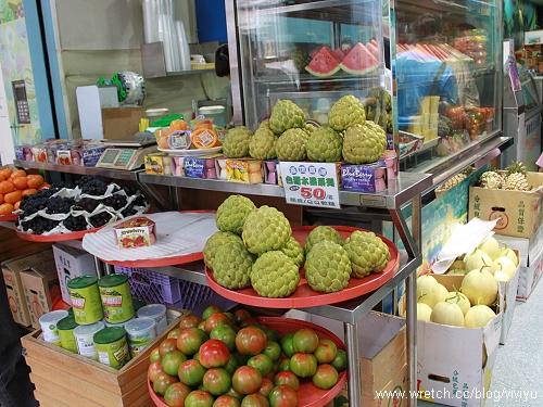 [美食.台南]裕成水果店~果汁香濃 @VIVIYU小世界