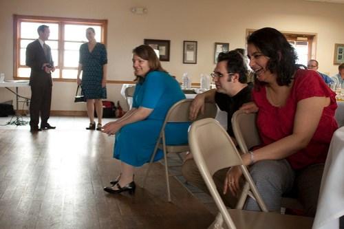 Karyn, Mike and Prayati