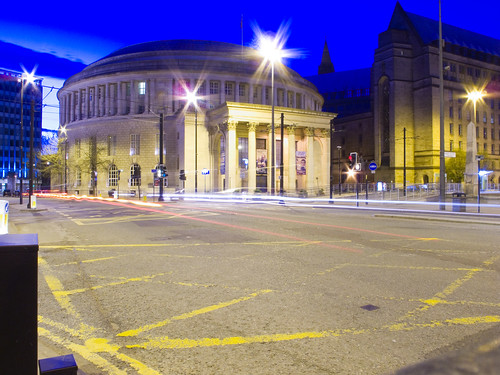Manchester Cenral Library