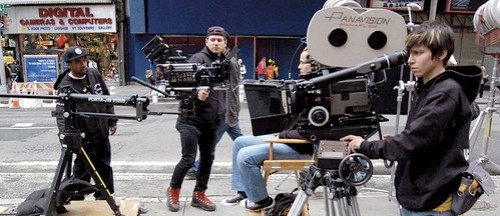 New York Film Academy offers a four-week workshop that teaches Spielberg wannabes how to write, shoot, direct and edit (Photo credit: nyfa.com)