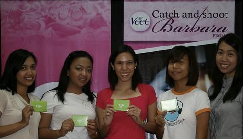 Veet winners