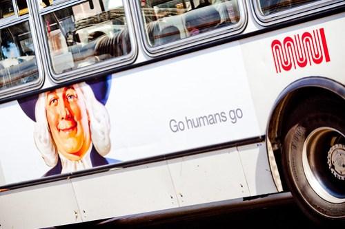 Go Humans Go