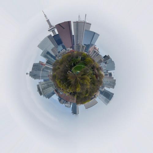 Planet Toronto v2 by Roger's Eye