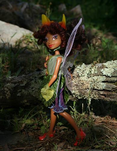 Disney Fairies: Lily